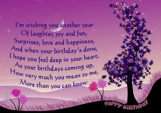 Happy Birthday Wishes In French