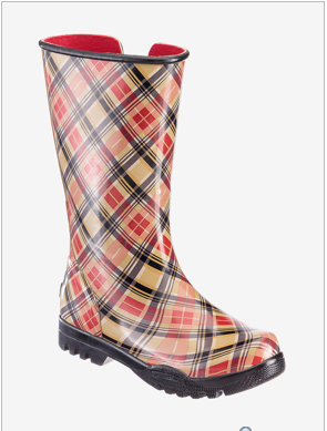 Winter Prep- Sperry Top-Sider Rain Boots for Less