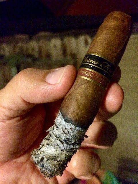 J.Fuego Corojo Oscuro cigar 4