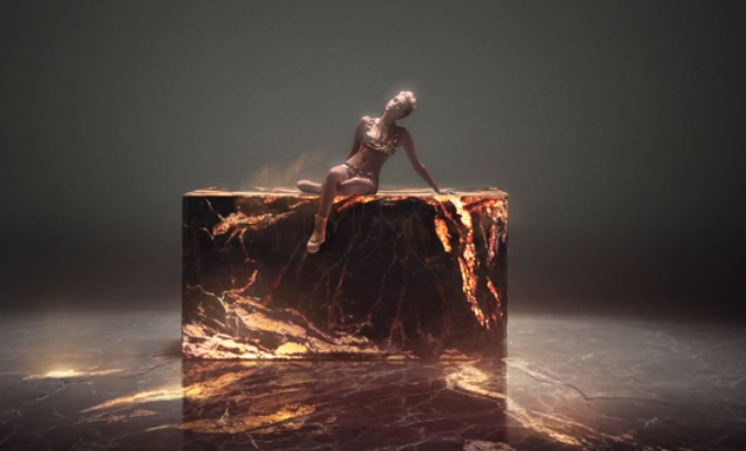 Big Sean - Fire video featuring Miley Cyrus