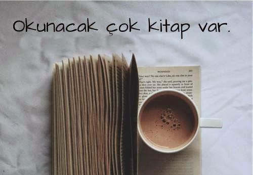 En iyi dostlarım kitaplar benim.