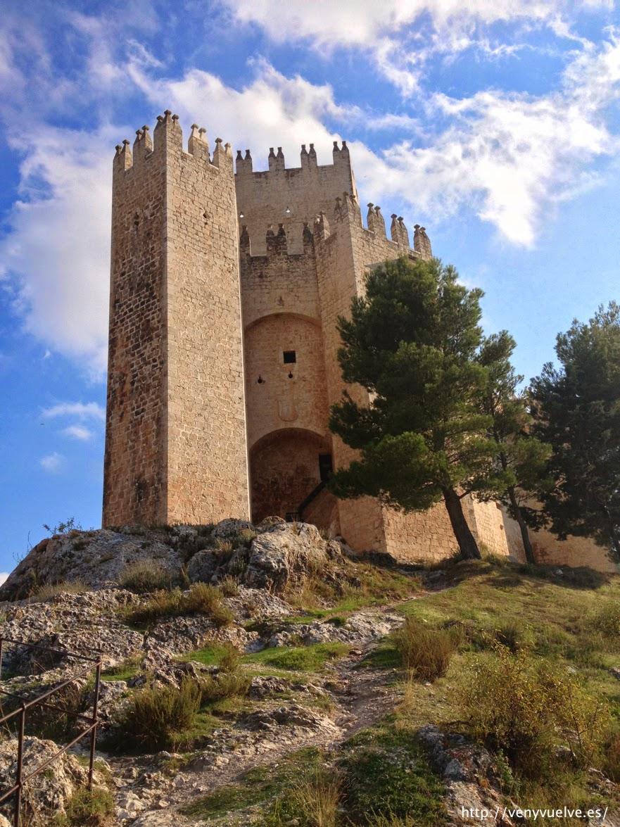 Promontorio del castillo