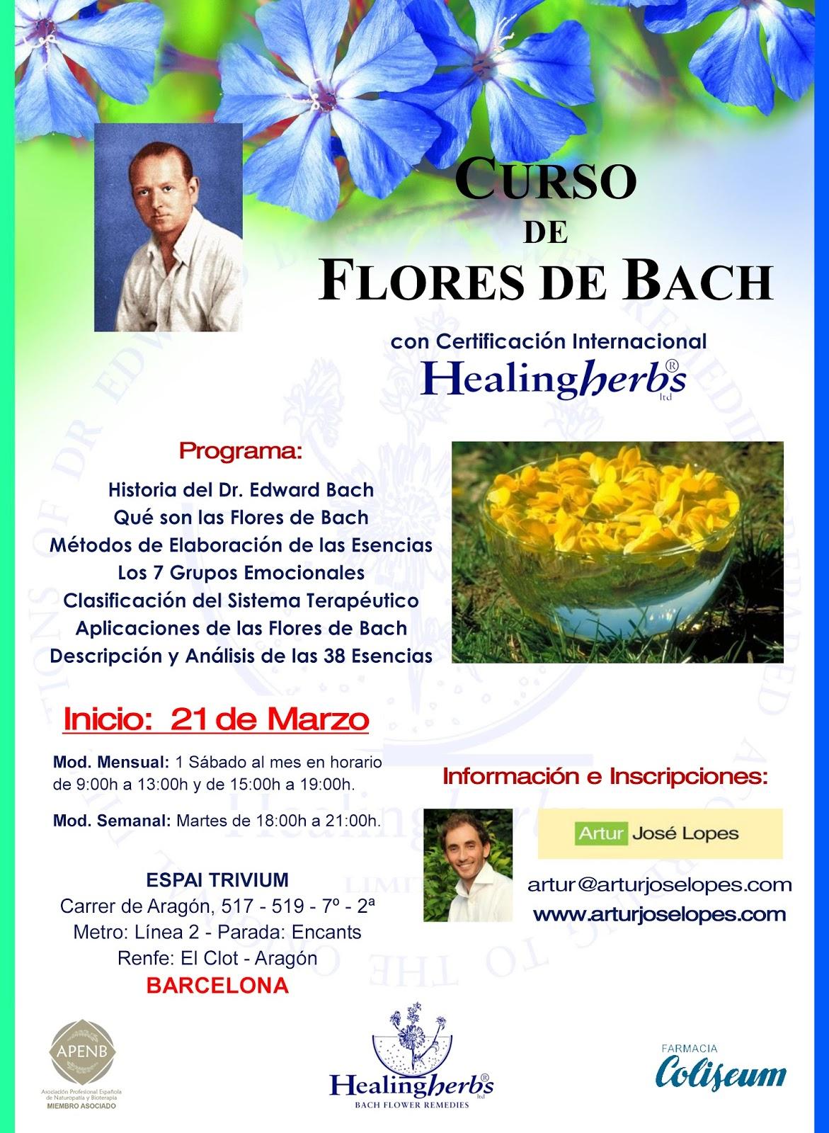 Descripcion 38 flores de bach con imagenes by CoFluir - Flores De Bach Imagenes Y Descripcion