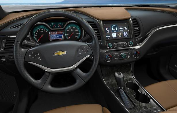 2014 Impala Interior