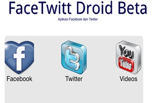 aplikasi terbaru fb, twitter, youtube untuk android, apple, iphone, samsung galaxy