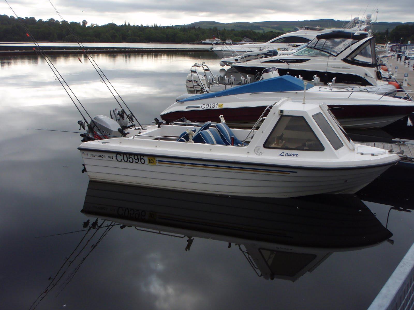 Scottish fishing guide pike fishing guide loch lomond for Loch lomond fishing