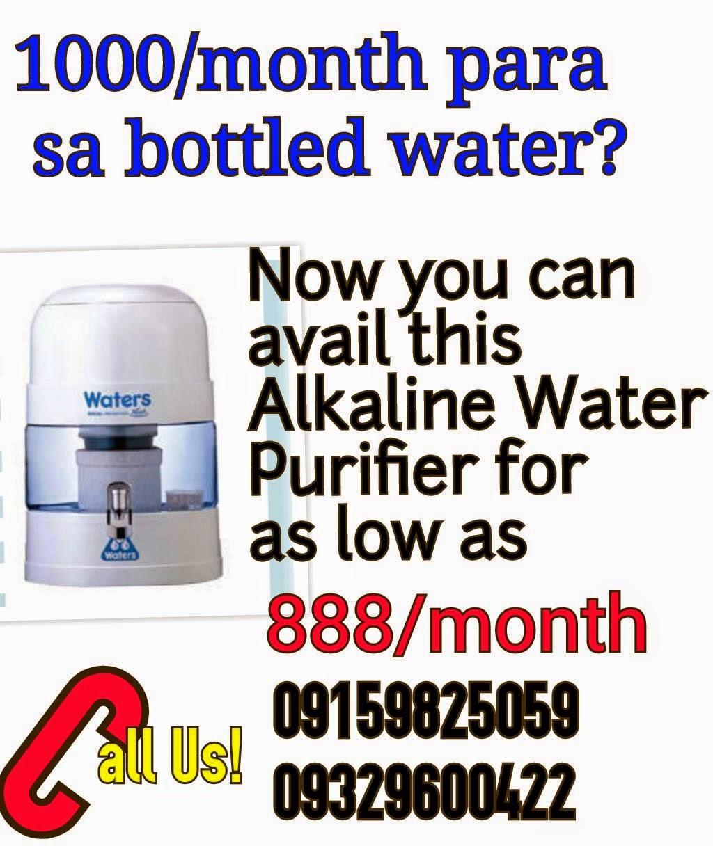 Waters alkaline water purifier for sale