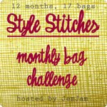 Style Stitches Monthly Bag Challenge