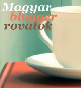 Magyar blogger rovatok