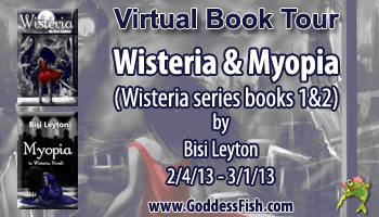 Wisteria and Myopia Book Tour