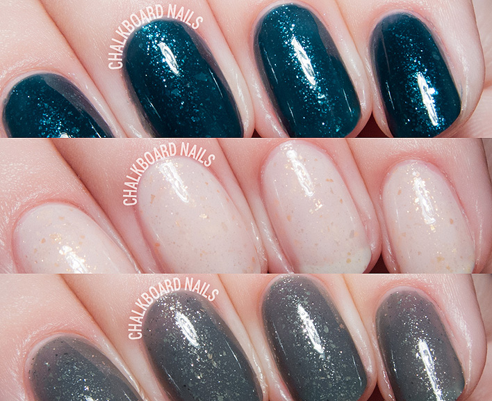 The Contrary Polish Wintry Weather Collection
