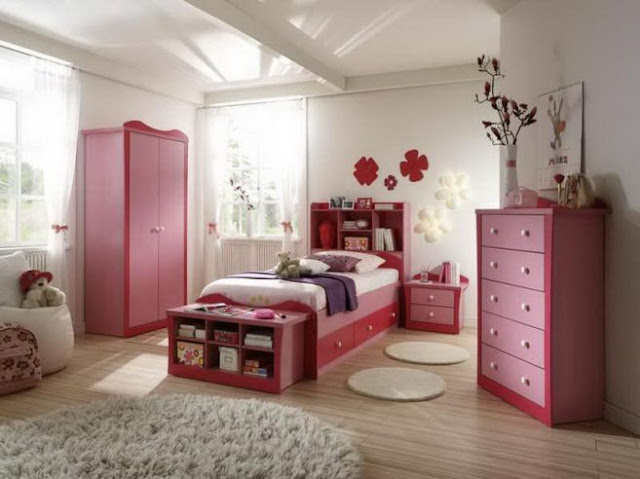 Girl Tween Bedroom Ideas