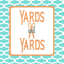 Yards and Yards Etsy Shop