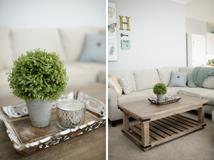 Hill country housewife a new coffee table for Home decor joss and main