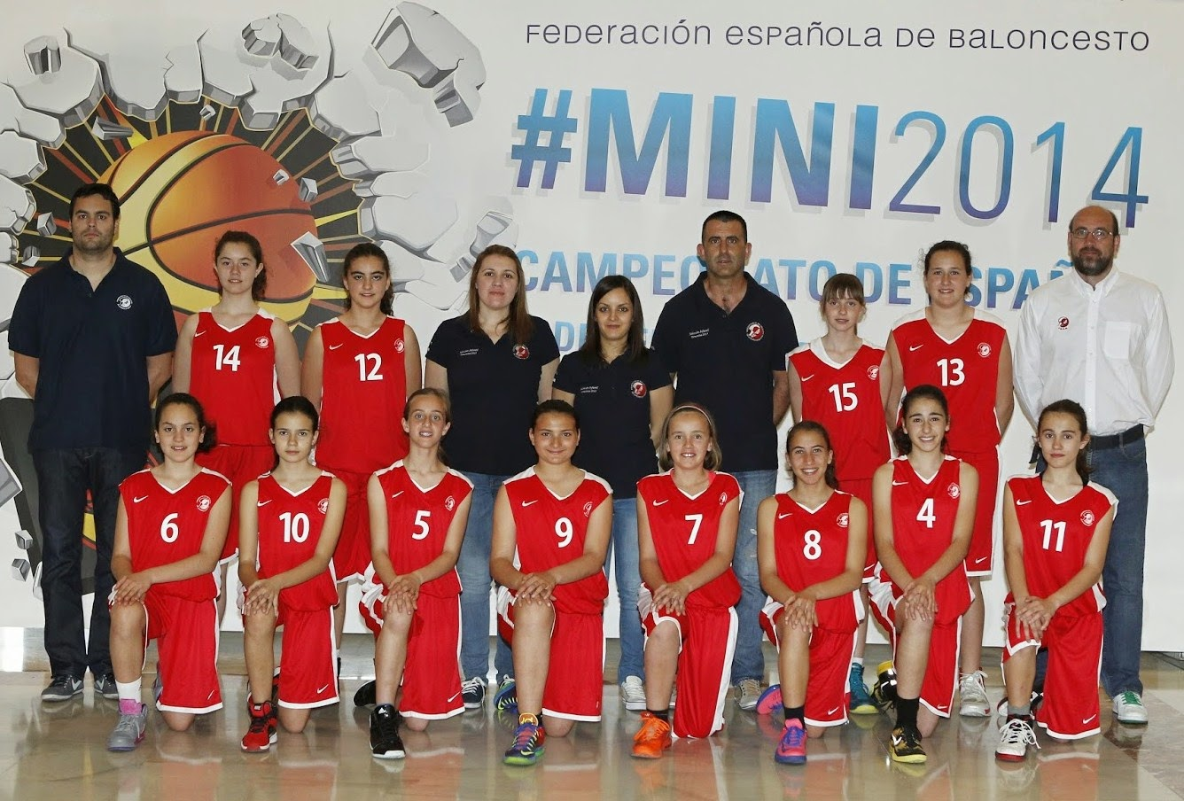 federacion de baloncesto de la region: