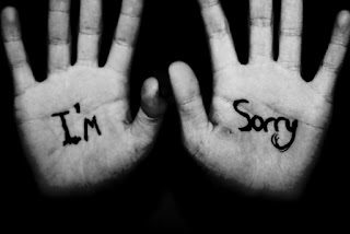 why say sorry?,why should we say sorry?