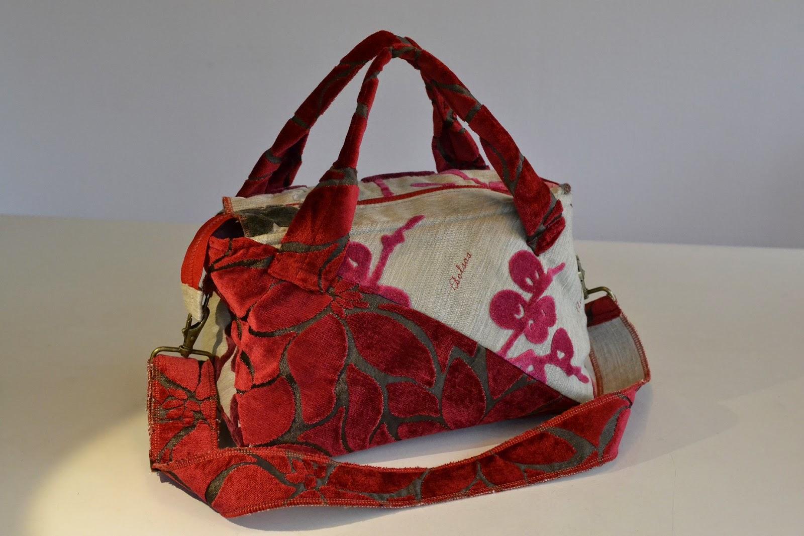Bolsas-Tassen, unieke handgemaakte tassen, handtas, Kirsten