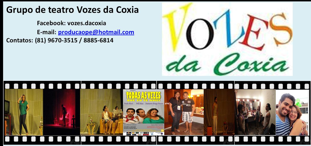 Grupo de Teatro Vozes da Coxia
