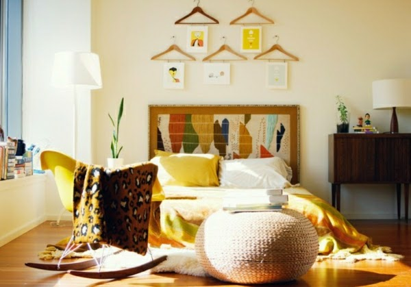 25 Fancy bedroom wall decor ideas for inspiration | Home Design ...