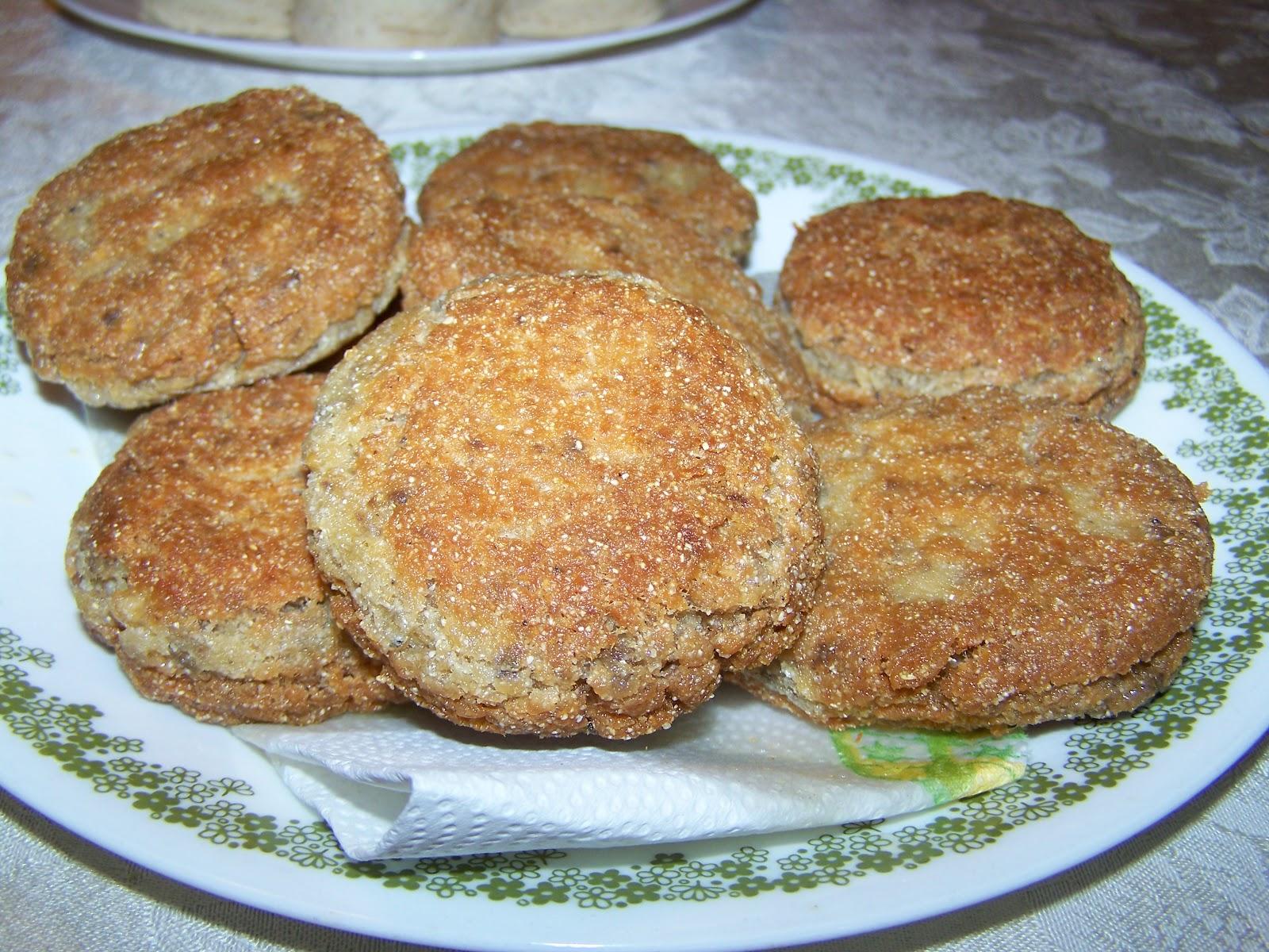 Salmon Patties Recipe — Dishmaps