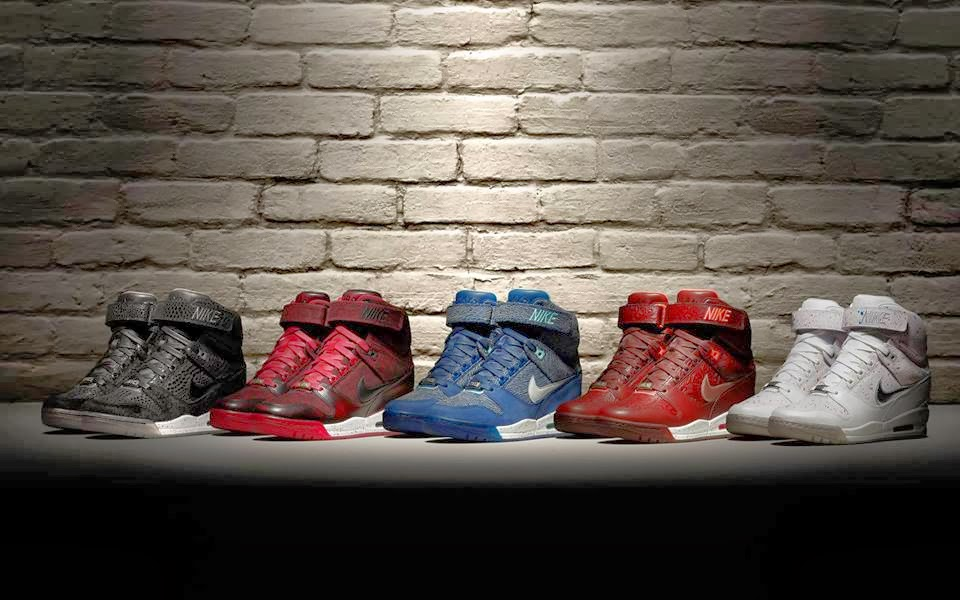 Nike Air Revolution Sky Hi - City Pack- QS #TiendaFitzrovia!