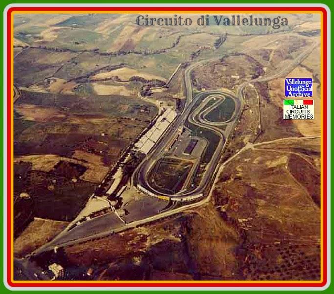 Circuito Vallelunga : Italian circuits memories giugno