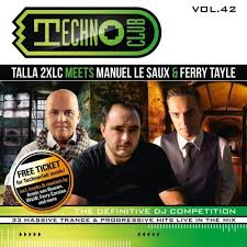 Baixar CD Techno Club Vol.42 (2013) Download