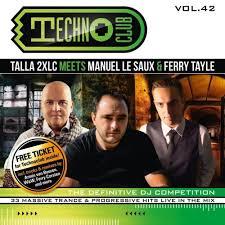 Baixar CD Techno Club Vol.42 (2013) Download