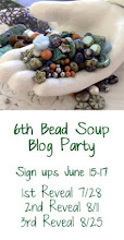 To View My Bead Soup Blog Party Reveal Post