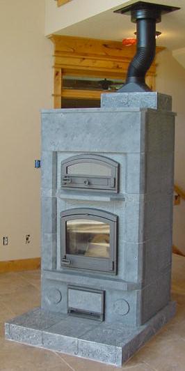 Masonry Heaters October 2011