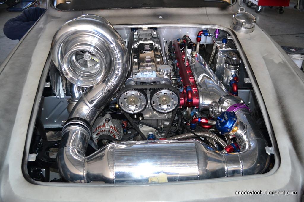 Toyota 2JZ-GTE, swap, Honda S600, motoryzacyjne ciekawostki