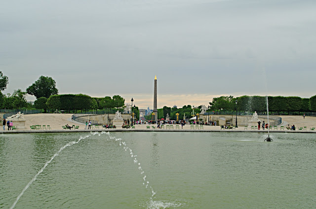 Jardin des Tuileries Paris photos