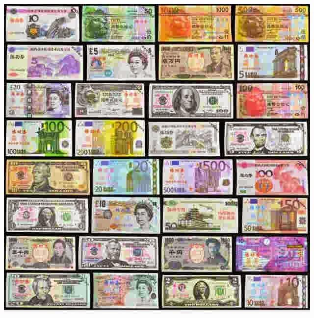 Daftar Nama Mata Uang Negara Dunia Lengkap