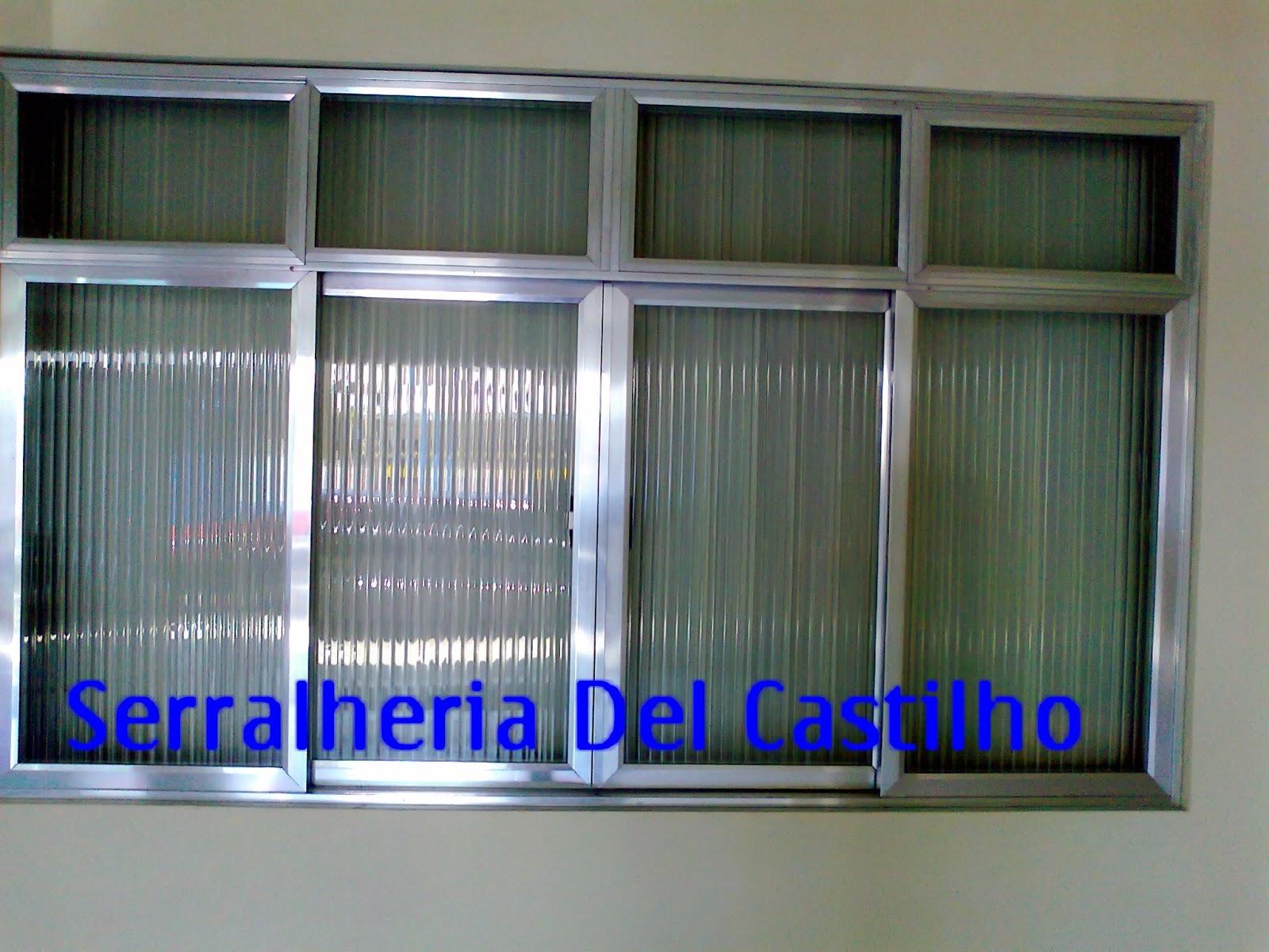 #0A0DC1  RJ ZONA NORTE: Serralheria Del Castilho Rio de Janeiro Zona Norte 398 Janelas De Vidro Zona Norte