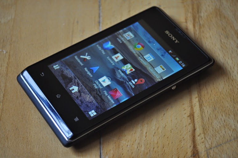 Harga Sony Xperia E C1505