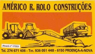 AMERICO ROLO CONSTRUÇOES
