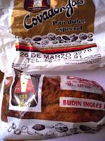 Budín Inglés Covadonga