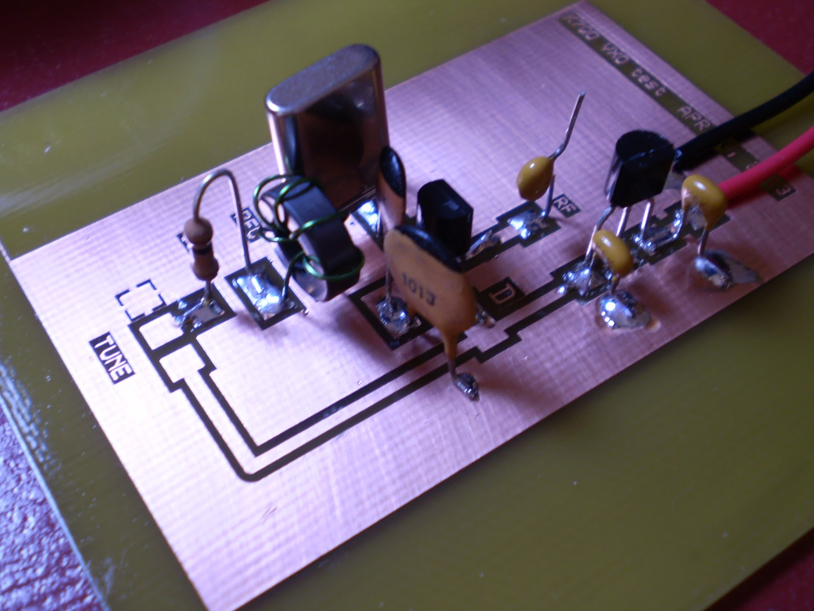 Soldersmoke Daily News April 2013 Analogue Radio Control By Sm0vpo Chuck Adams Muppet Construction Manhattan Ugly Professional Placement Experimental Technique