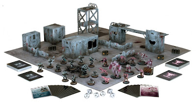 Best board game of 2013 Deadzone