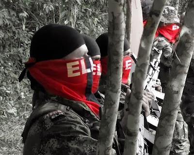 Grupo terrorista ELN | Copolitica