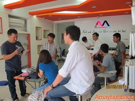 Showroom Amaytinhbang tại 20A nguyễn văn trổi