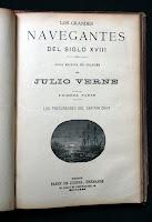 los grandes navegantes del siglo XVIII
