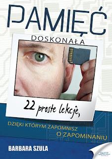 Okładka książki - Pamięć Doskonała - Barbara Szula