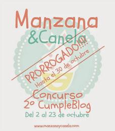 Concurso Manzana&Canela