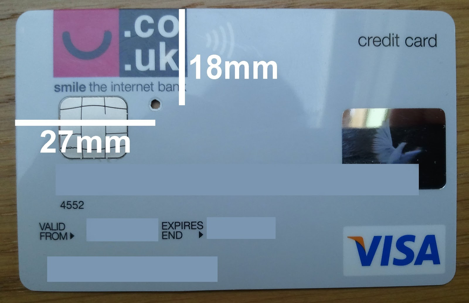 Disabling Contactless Payment on Debit Cards - Instructables