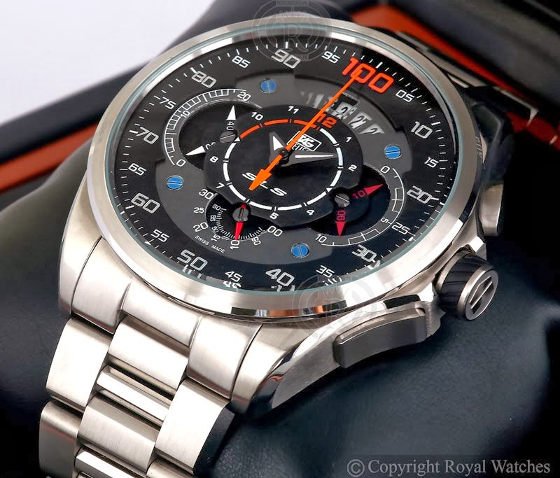 Tag heuer grand carrera mercedes benz sls buy best for Tag heuer mercedes benz sls amazon