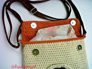 Crochet Bag Instagram, tas rajut instagram, jual tas rajut, rajutan tangan