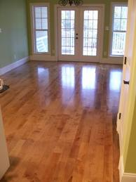 Maple Flooring