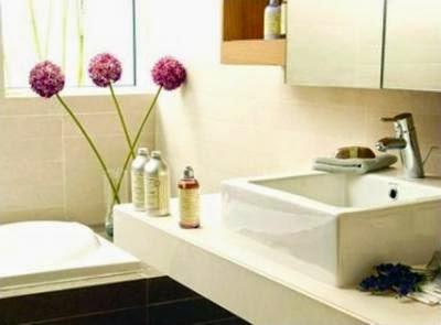 thiết kế phòng tắm tại chung cư Hà Nội
