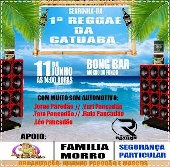 1º Reggae Da Catuaba
